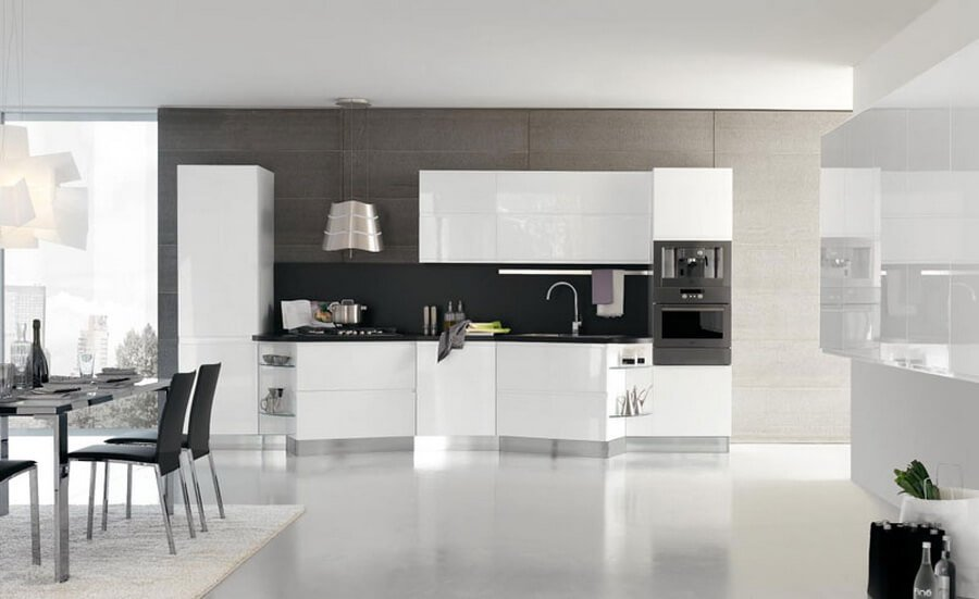 White Kitchen Interior Design small grey bathroom ~ interiors design