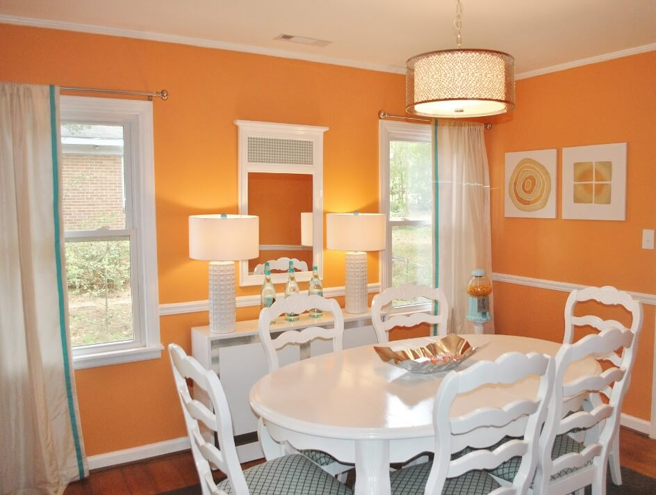 10 Paint Color Ideas For Beautiful Dining Room Interior