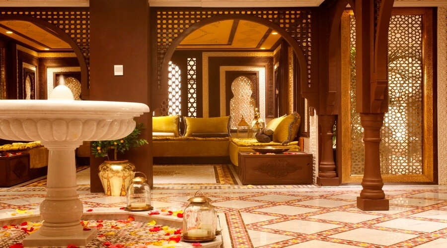 Marvellous Living Room Moroccan Style Decorating