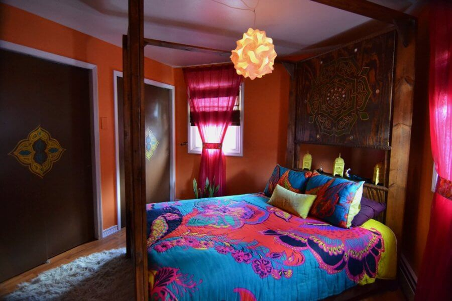 10 colorful bedroom interior design ideas
