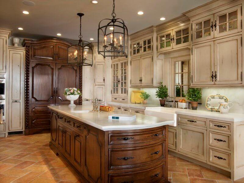 10 Amazing Mediterranean Kitchen Interior Design Ideas ...