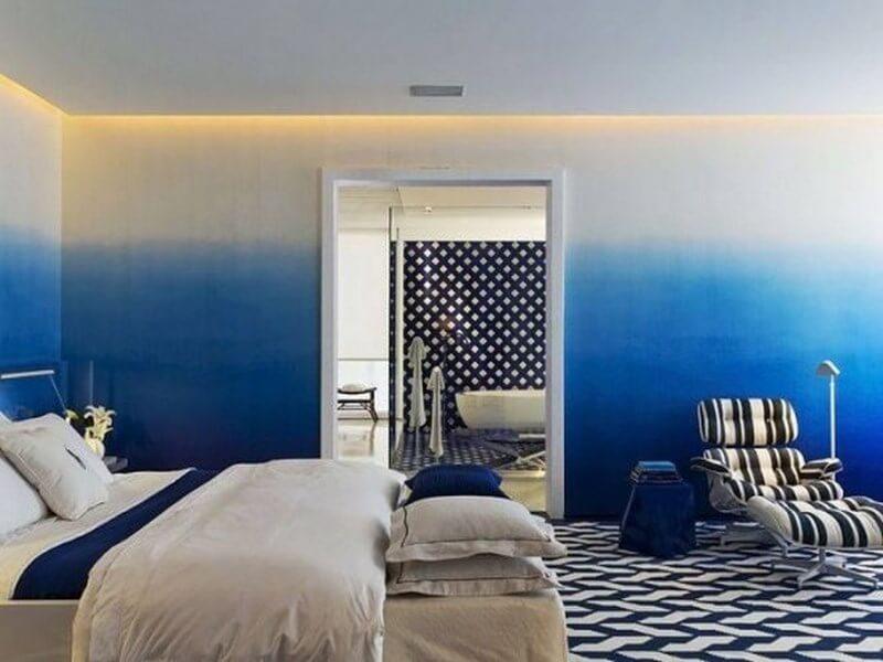 Dreamy ombre wall decor ideas 13 554x415