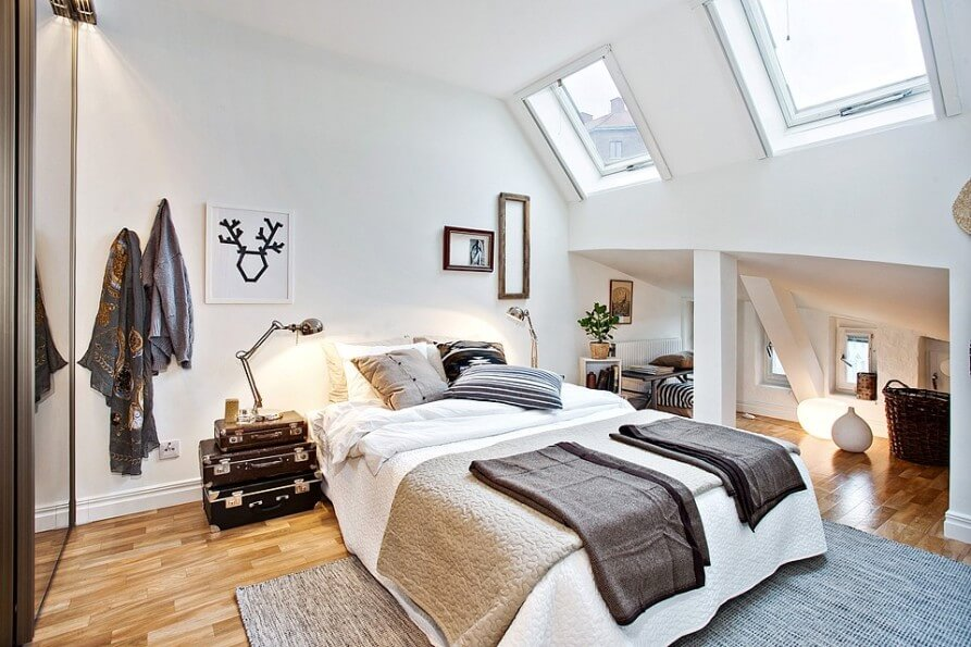 10 modern eclectic bedroom interior design ideas for Bedroom ideas eclectic