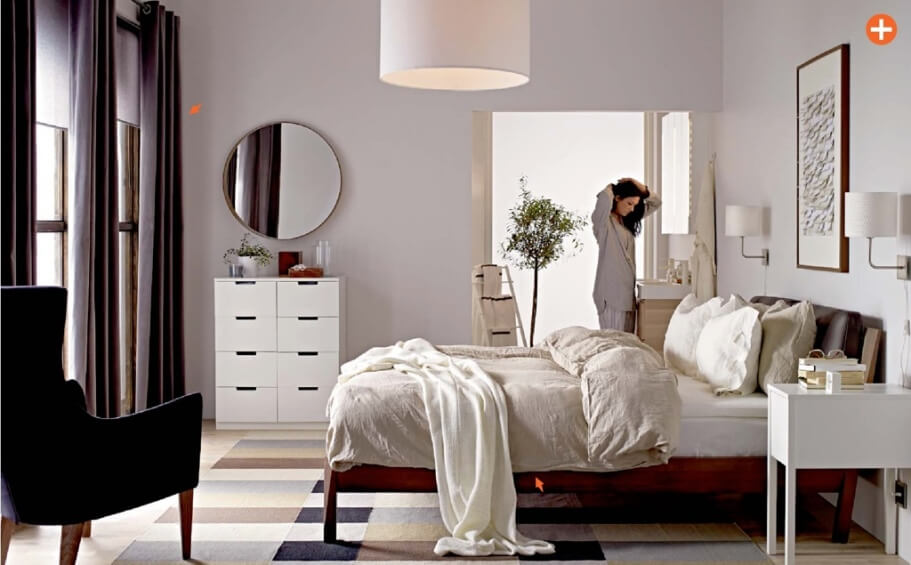 10 amazing ikea bedroom interior design ideas