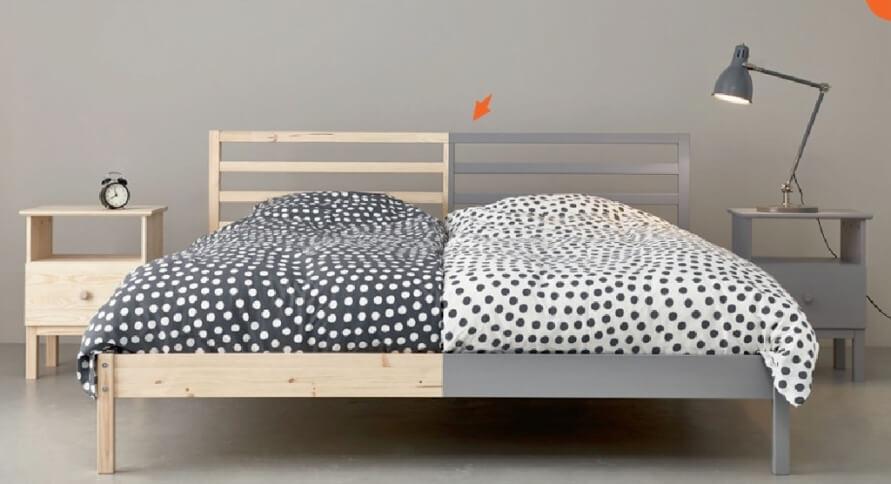 Sleek  Ikea Bedroom