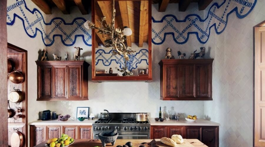 Exotic Mexican Kitchen