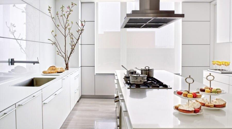 16 White Kitchen Design Ideas For Serene Inspiration