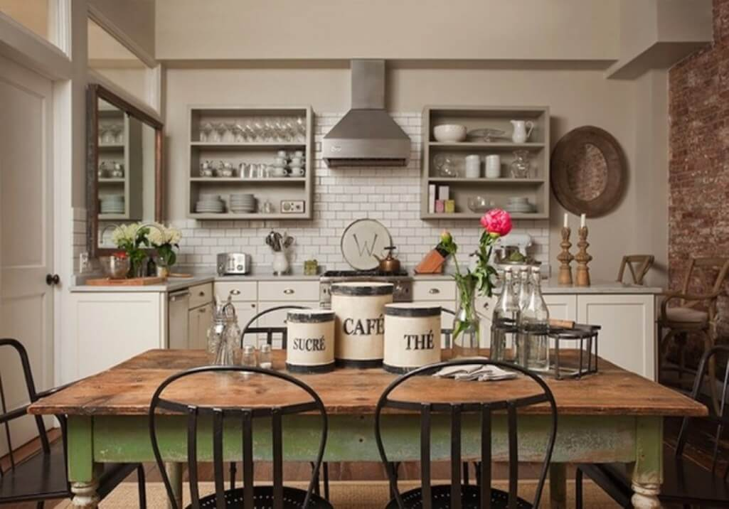 Vintage Kitchen Ideas: 8 Farmhouse Kitchen Design Ideas