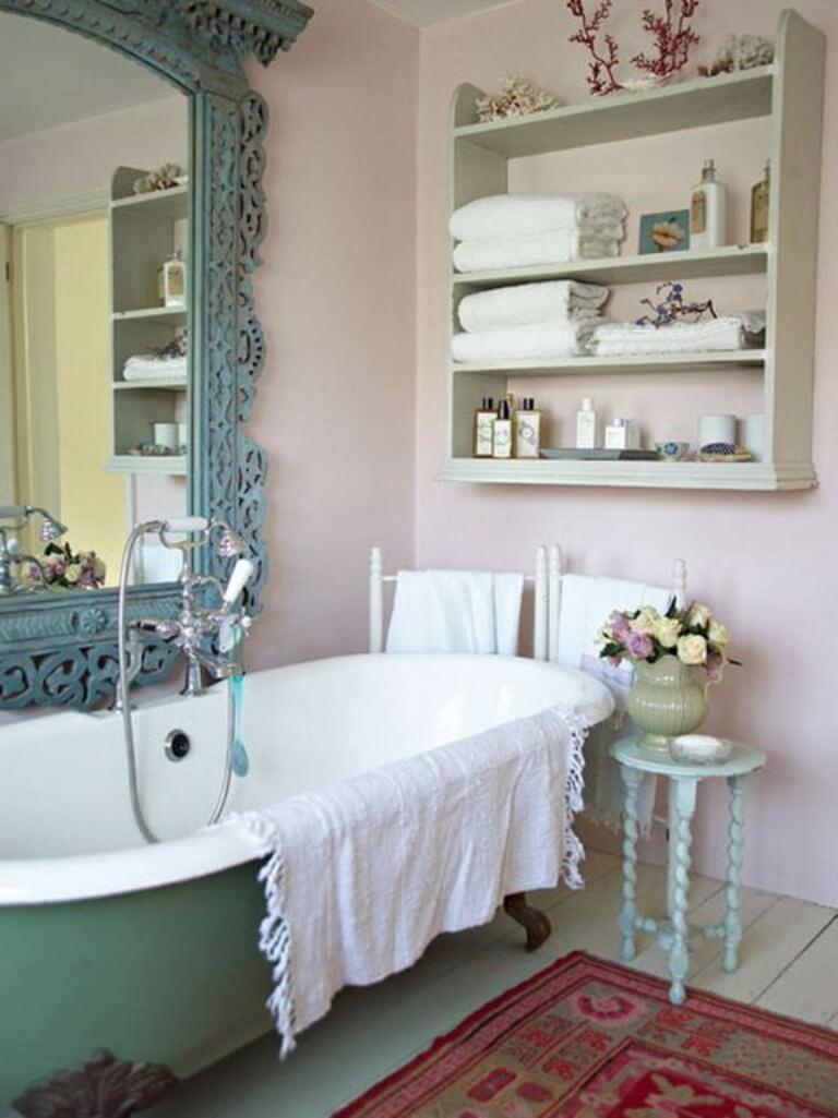 Beautiful Country Bathroom