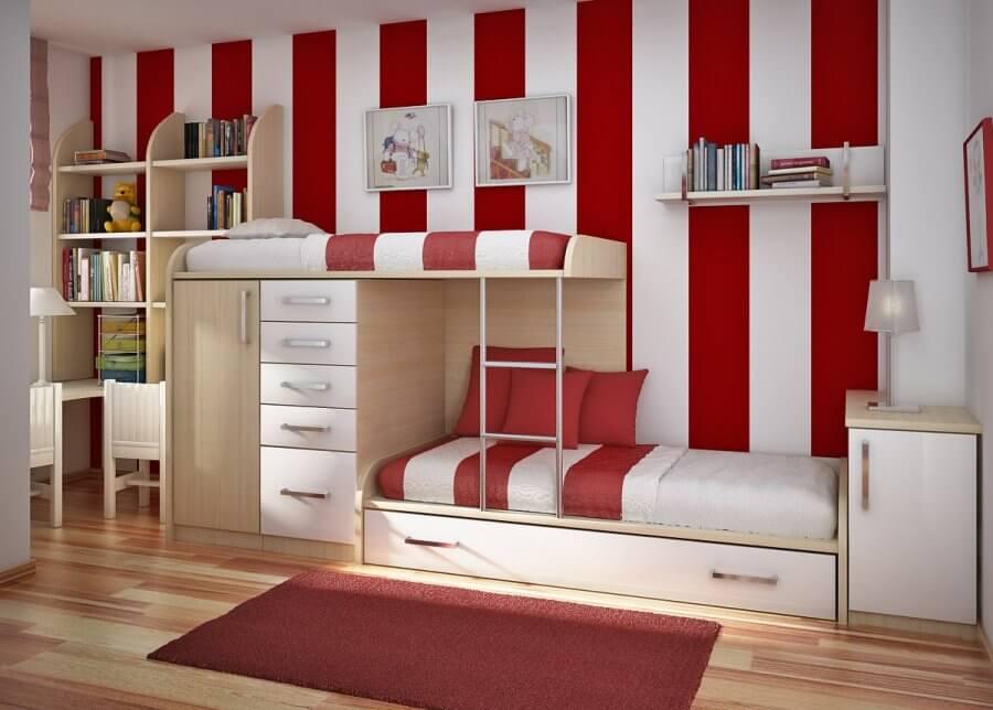 Beautiful Shared Girl's Bedroom