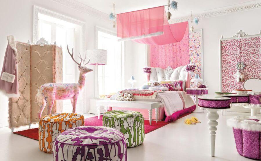 Fabolous Girl's Bedroom