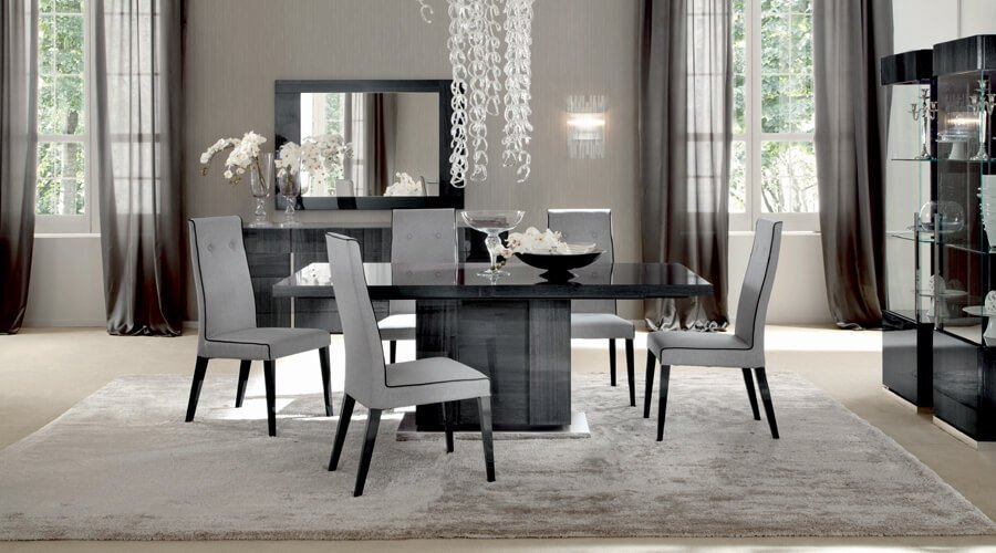 10 paint color ideas for beautiful dining room interior Dining room designs 2014