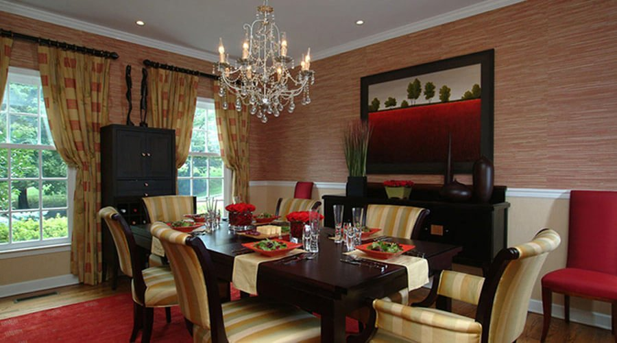 10 inspiring dining room interior design ideas https for Interior design for dining area