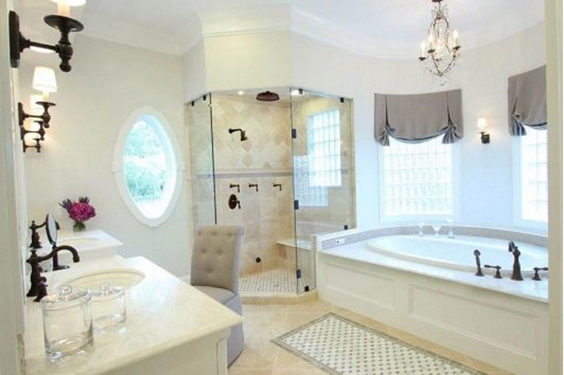 Modern Chic Bathroom
