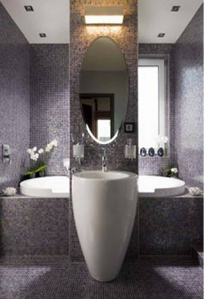 15 beautiful bathroom interior design ideas Beautiful modern bathroom design