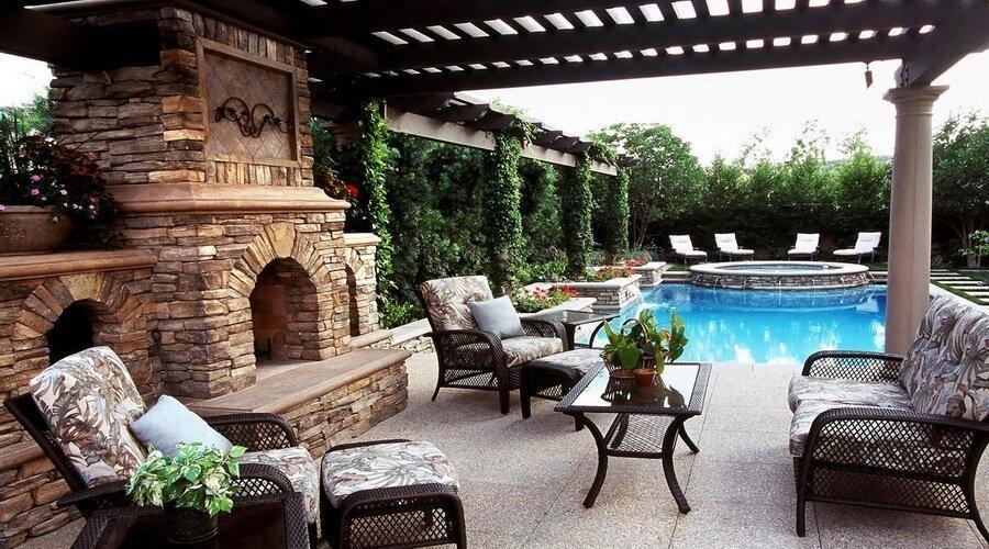 10 Inspiring Backyard Design Ideas - https://interioridea.net/