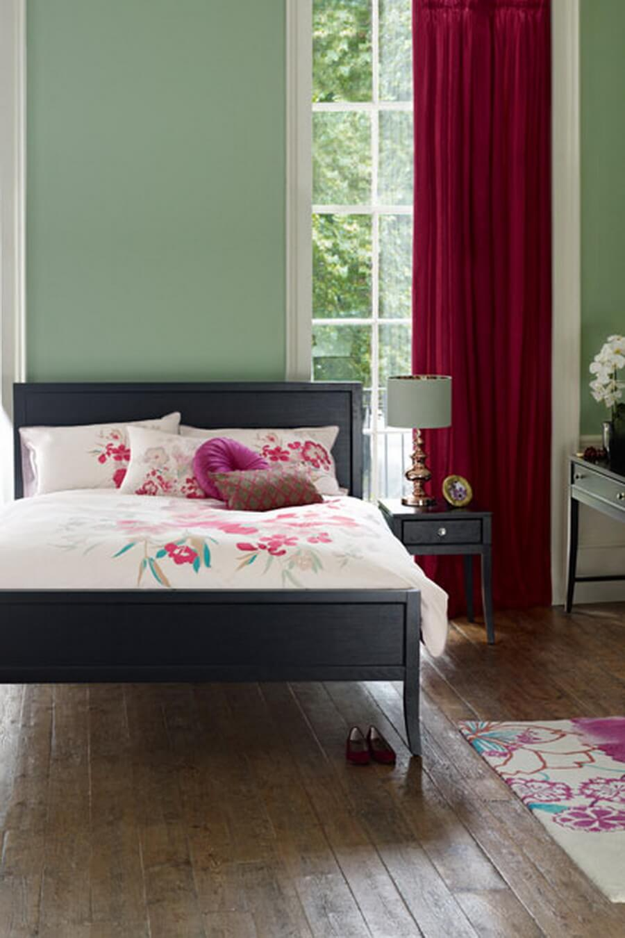 10 Gorgeous Green Bedroom Interior Design Ideas Https