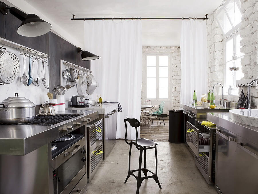 kitchen neo industrial cs