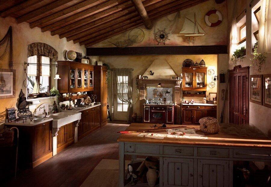 unique-rustic-kitchen-ideas