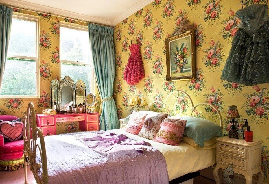 Amazing Bohemian Bedroom