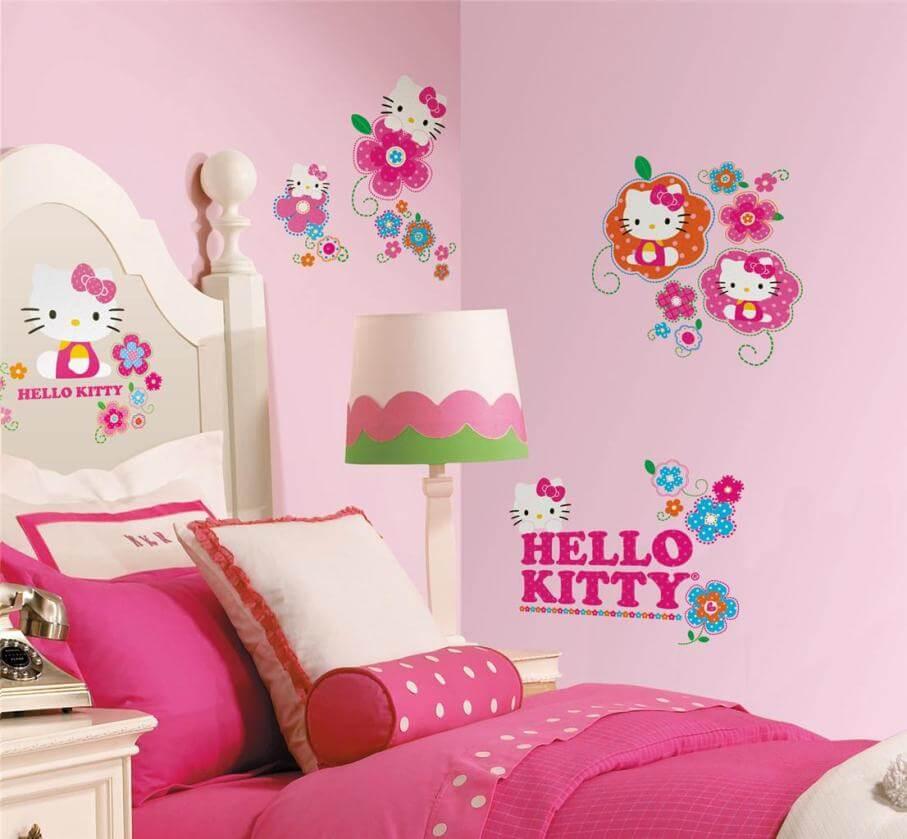 Amazing Pink Bedroom