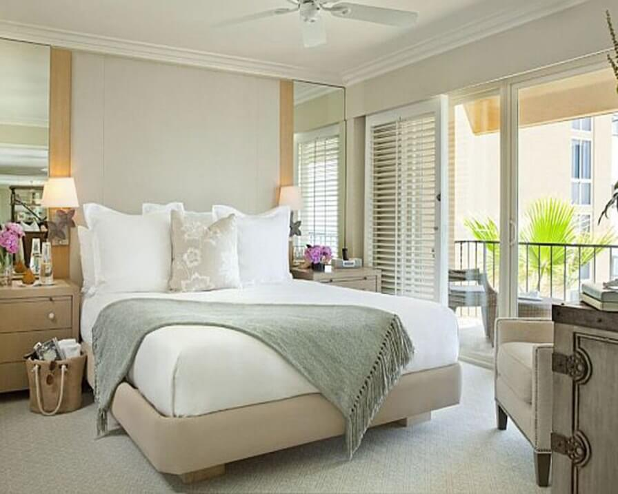 10 Gorgeous Airy Bedroom Interior Design Ideas Https