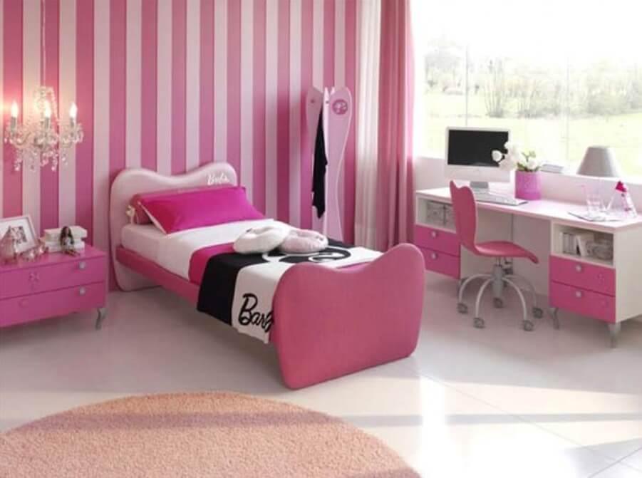 Hello Kitty Pink Bedroom