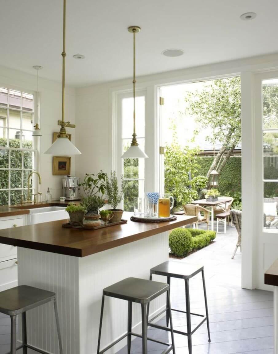 10 Fascinating Airy Kitchen Interior Design Ideas - https ...