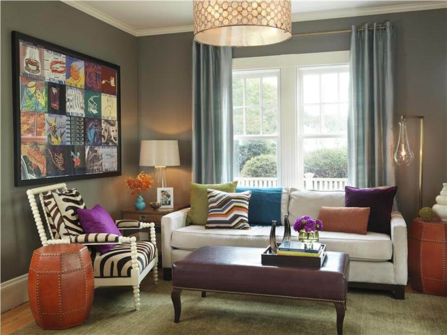 7 Hot Tips for Creating Beautiful Eclectic Interior Design |Eclectic Room Design