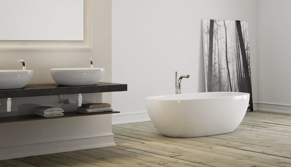 10 Terrific Minimalist Bathroom Interior Design Ideas