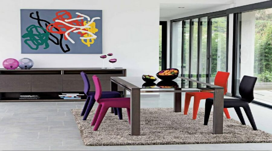10 Super Eclectic Dining Room Interior Design Ideas