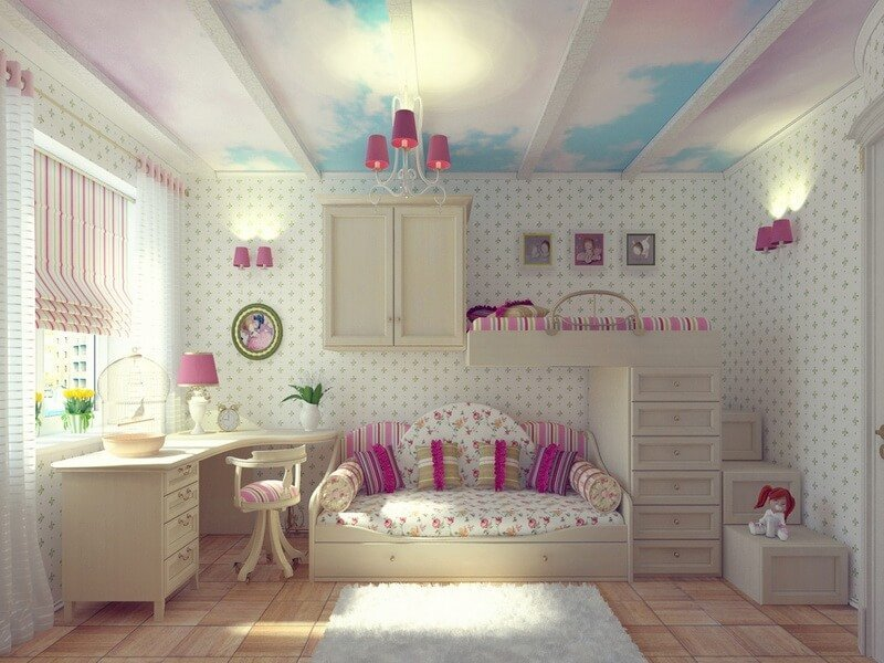 Room Design Ideas For Girl if you are looking for a charming idea for a girl bedroom then i think that you will be delighted by this amazing bedroomsthis sets combines modern fashion Teenage Girl Room Designs Girls Bedroom Design Ideas