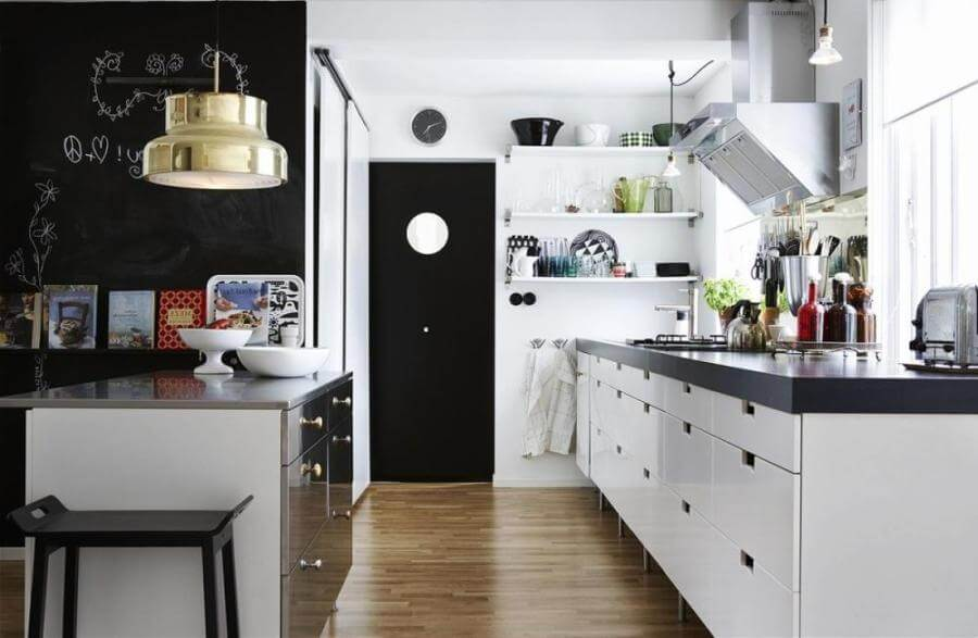 10 Amazing Scandinavian Kitchen Interior Design Ideas