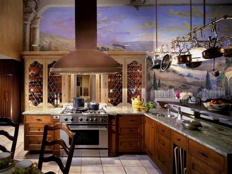 10 amazing mediterranean kitchen interior design ideas kitchen interesting ideas for kitchen wall decoration