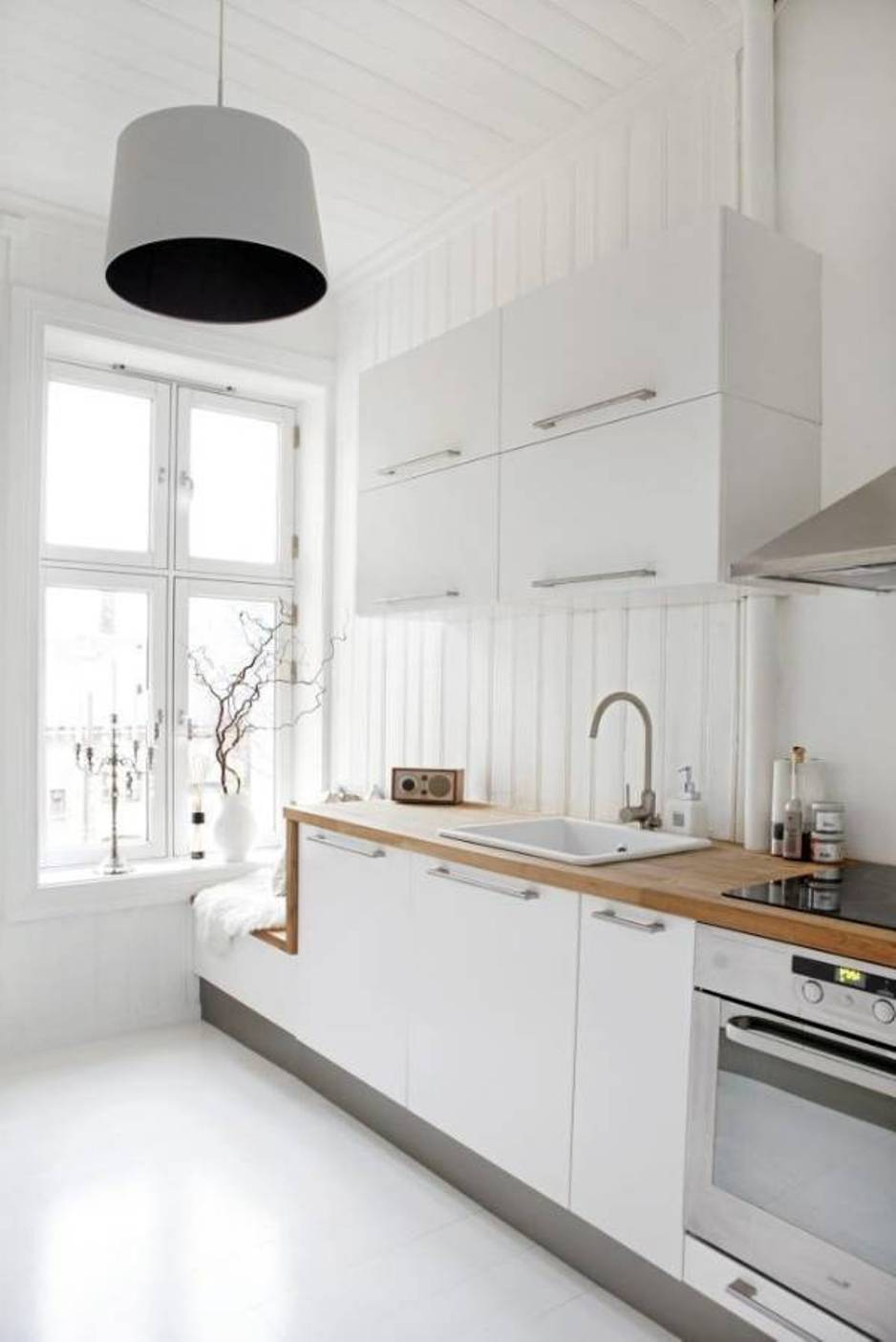10 Amazing Scandinavian Kitchen Interior Design Ideas  Minimalist Cabinets Home and Furniture
