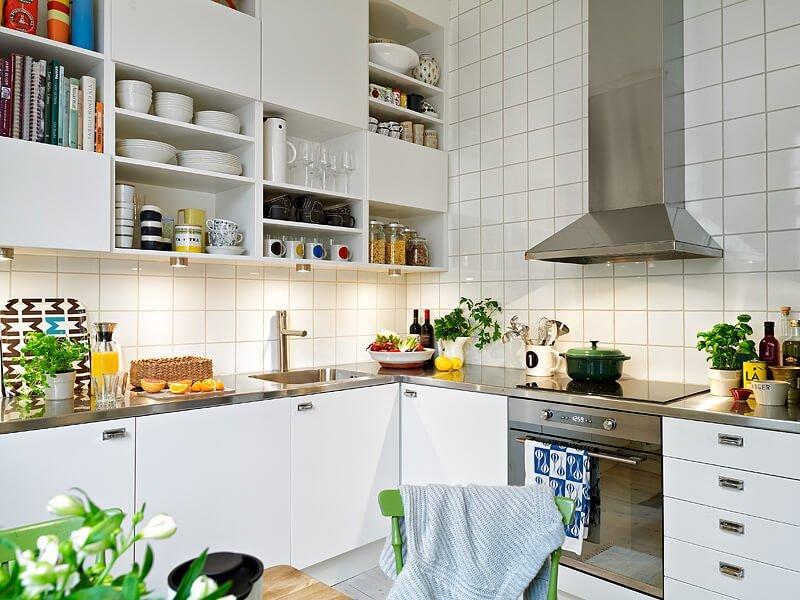 10 amazing scandinavian kitchen interior design ideas - Contemporary kitchens to get the amazing kitchen ...