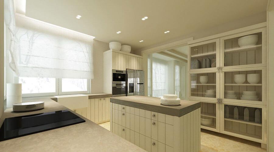10 Charming Country Kitchen Interior Design Ideas Https