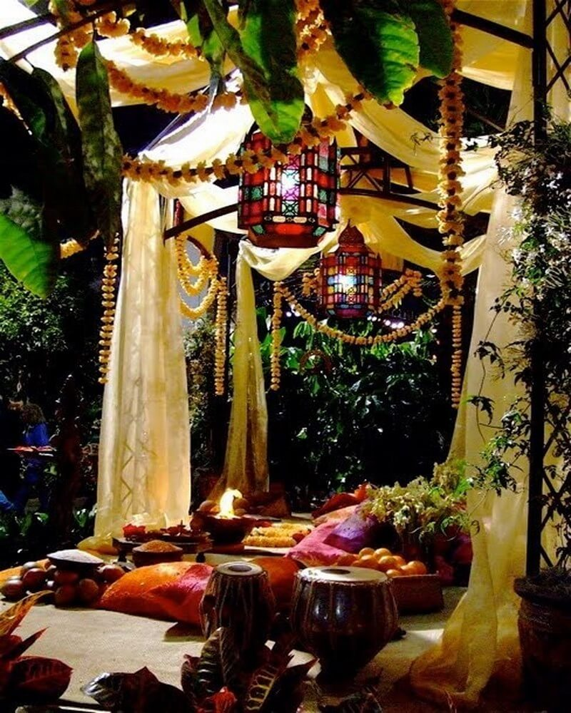 10 charming bohemian patio design ideas https interioridea net