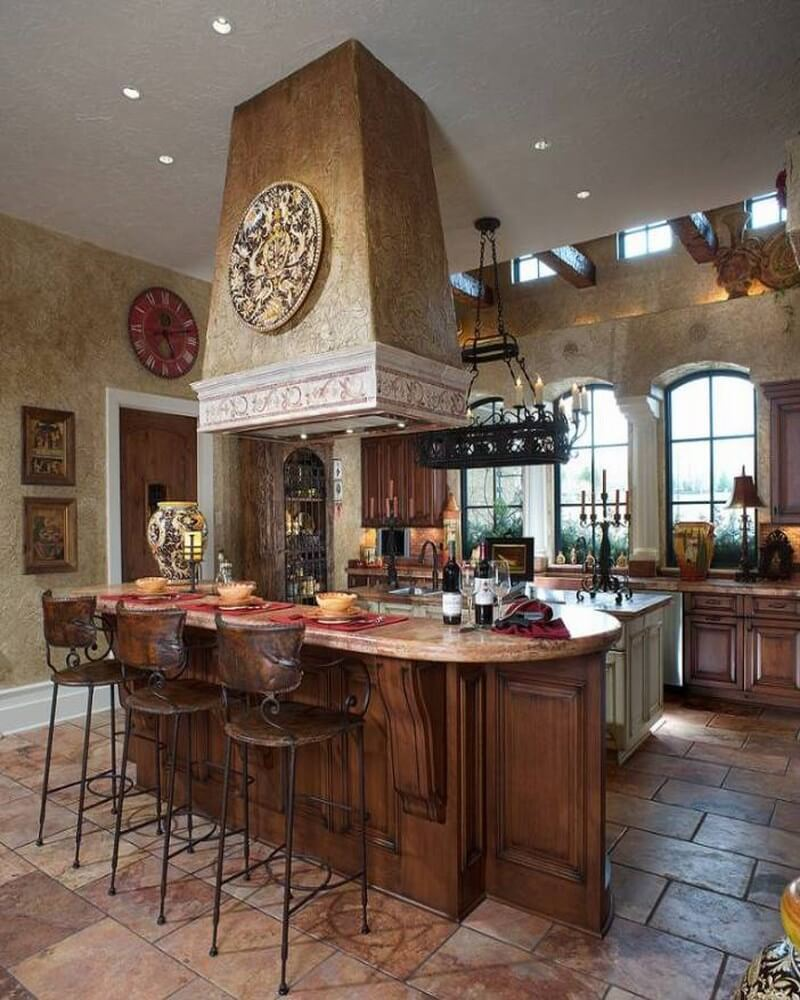 Parade Of Homes Celebrity Kitchen Wide S Rend Hgtvcom