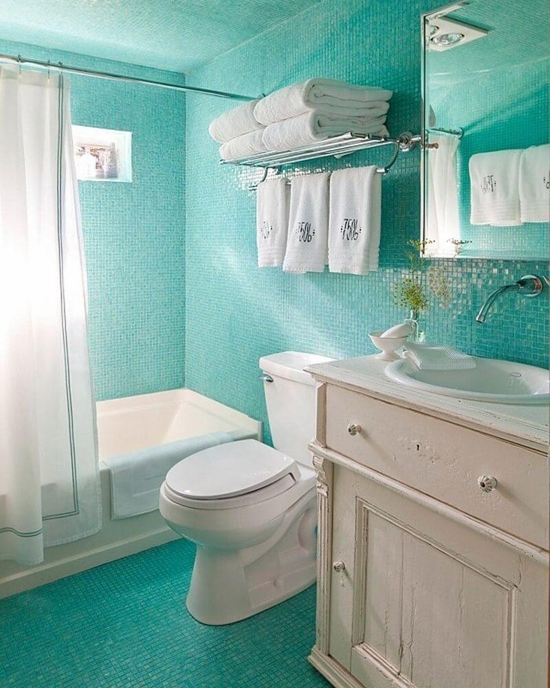 10 fresh colorful bathroom interior design ideas https for Colorful bathroom decor
