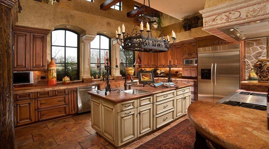 Stupendous 10 Amazing Mediterranean Kitchen Interior Design Ideas S Largest Home Design Picture Inspirations Pitcheantrous