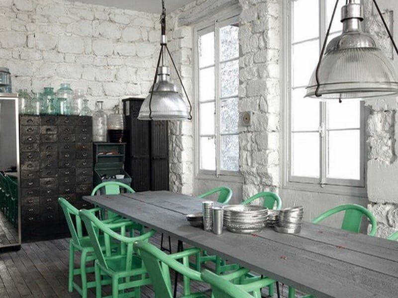 10 Fresh Mint Interior Design Ideas