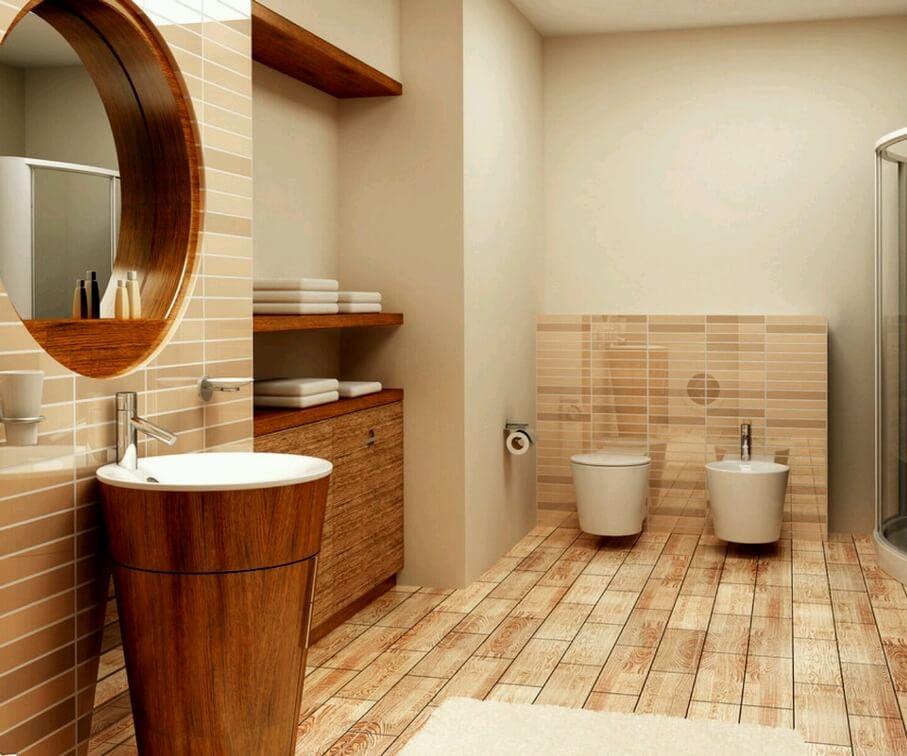Rustic Bathroom Design Ideas: 10 Beautiful Rustic Bathroom Interior Design Ideas