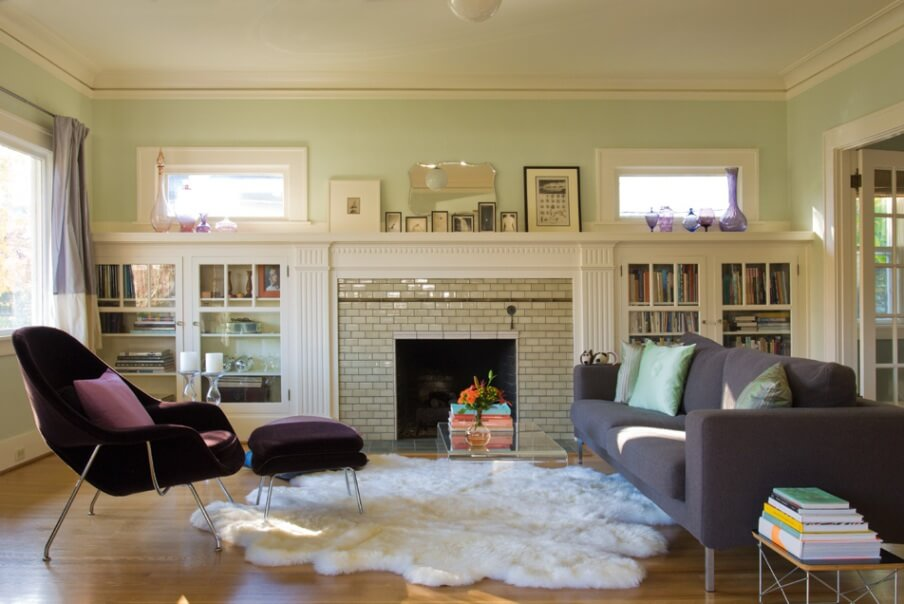 10 super chic living room interior design ideas https for Sleek living room designs