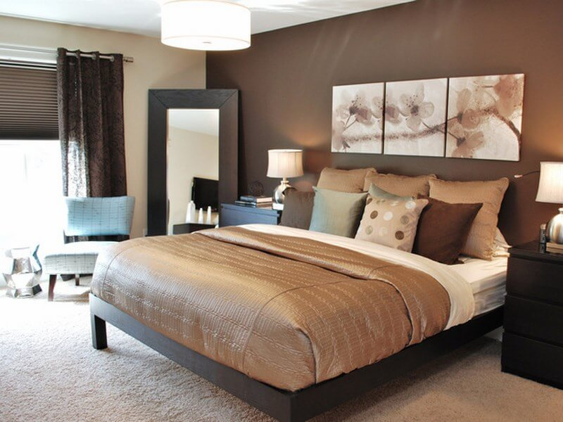 dark-brown-bedroom
