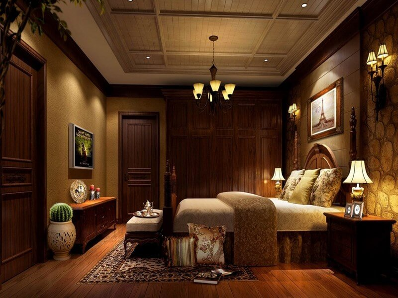 10 chocolate brown bedroom interior design ideas https for Brown bedroom designs