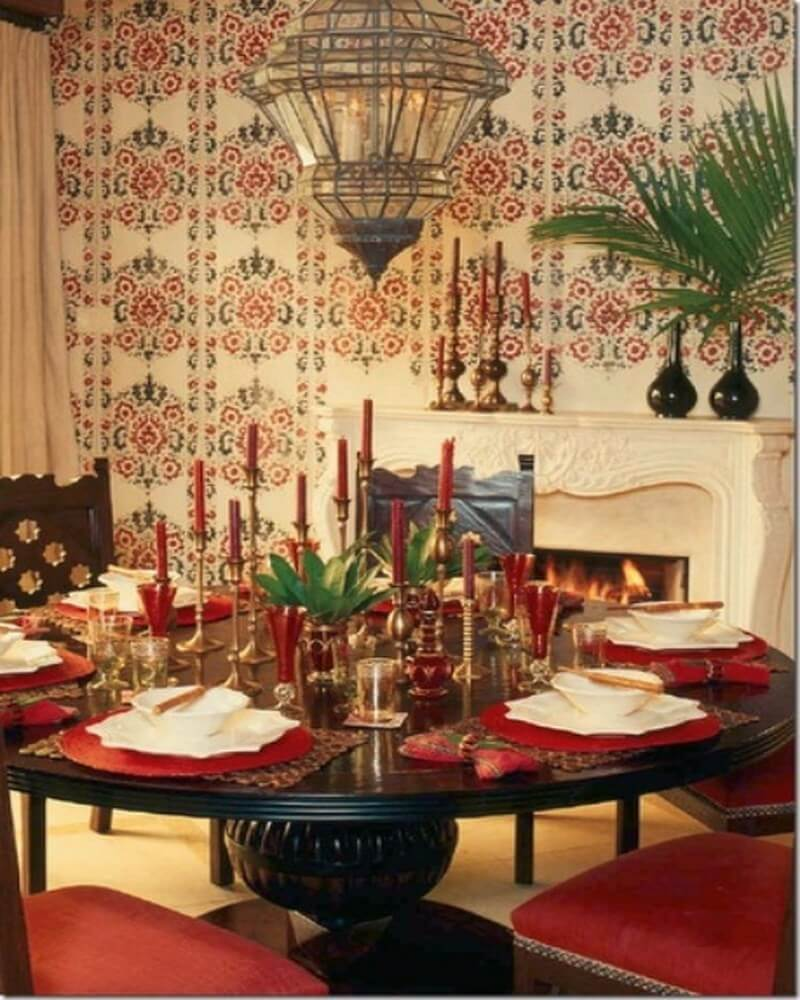 10 exotic moroccan inspired dining room interior design moroccan dining room mediterranean dining room