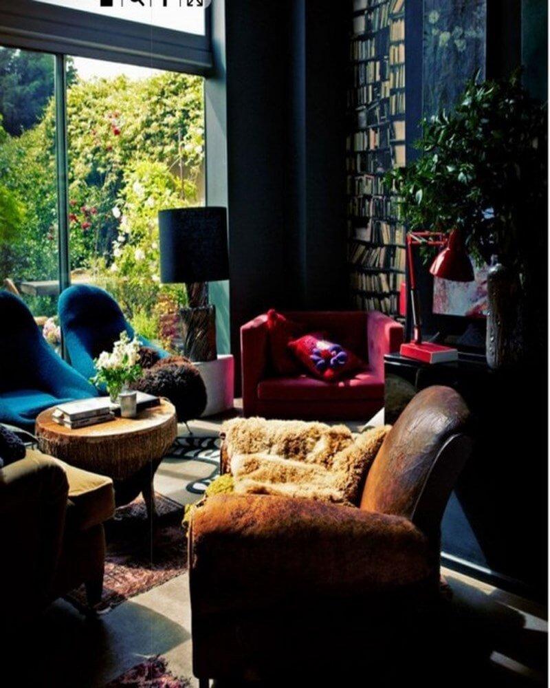 10 stylish dark living room interior design ideas https for 10 x 20 living room designs