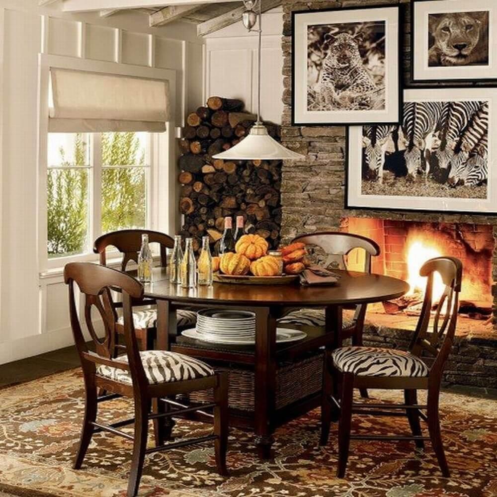 Zebra Print Kitchen Decor Couchableco 990x660