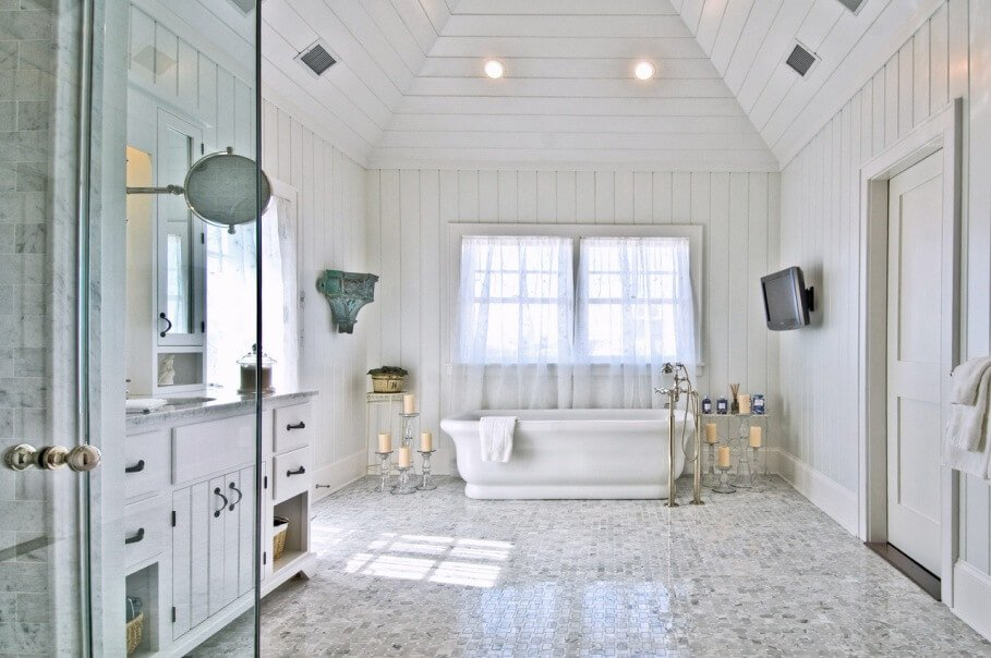 Amazing Beach Inspired Bathroom